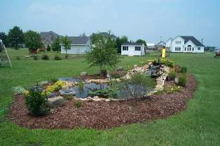 Morris Nursery Landscaping irrigation contractor drainage